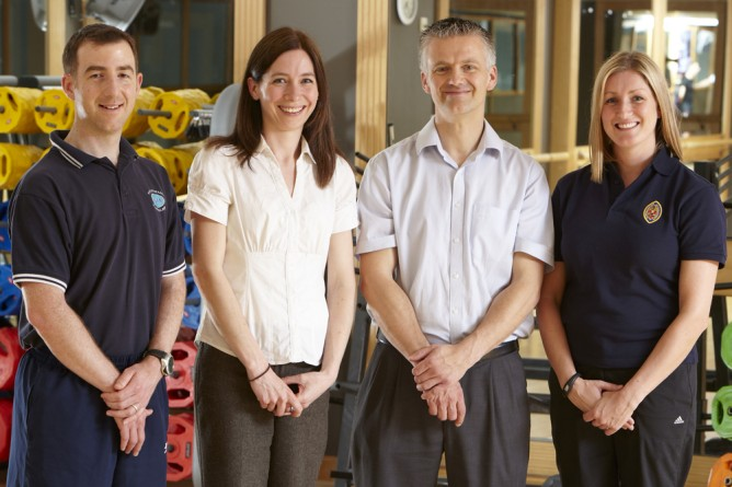 The Village Physios, physiotherapy team